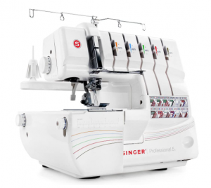 SINGER   Professional 14T968DC Serger Overlock with 2-3-4-5 Stitch Capability